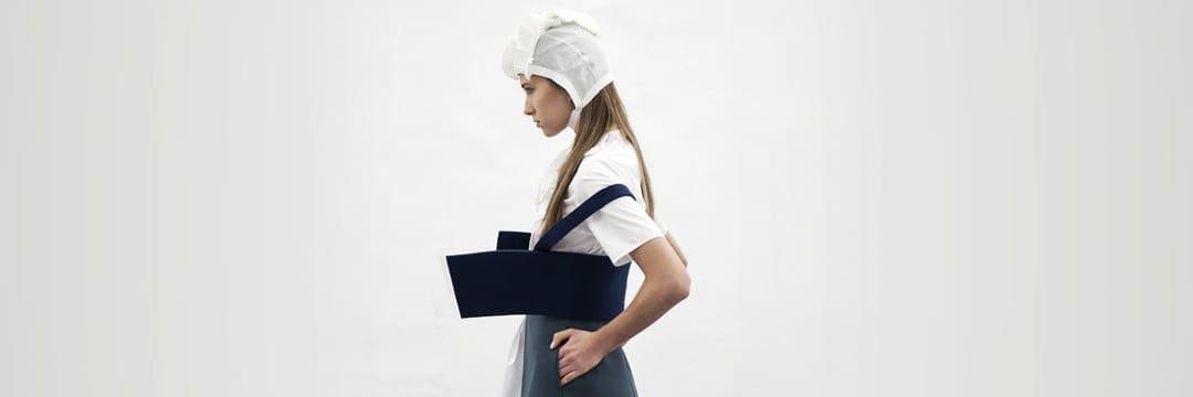 從Polimoda佛羅倫斯時尚學院畢業時裝秀伸展台走進荷蘭時裝週 – Claudia Suini