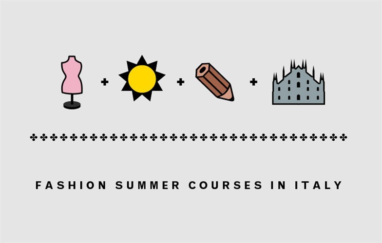 Vogue Italia推薦義大利時尚暑期遊學課程